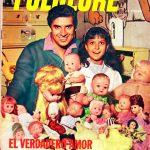 Tapa de Revista Folklore Nº 92