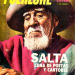 Tapa de Revista Folklore Nº 93