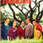 Tapa de Revista Folklore Nº 94