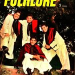Tapa de Revista Folklore Nº 95