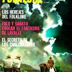 Tapa de Revista Folklore Nº 101