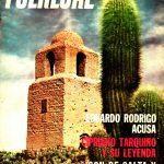 Tapa de Revista Folklore Nº 102