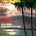 Tapa de Revista Folklore Nº 105
