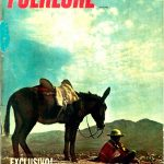 Tapa de Revista Folklore Nº 106
