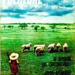 Tapa de Revista Folklore Nº 108