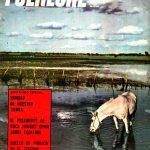 Tapa de Revista Folklore Nº 109