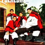 Tapa de Revista Folklore Nº 115