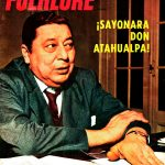 Tapa de Revista Folklore Nº 117