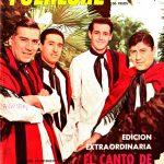 Tapa de Revista Folklore Nº 119