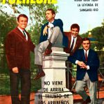 Tapa de Revista Folklore Nº 123