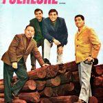 Tapa de Revista Folklore Nº 125
