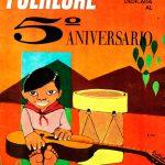 Tapa de Revista Folklore Nº 126
