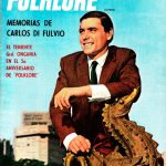 Tapa de Revista Folklore Nº 127