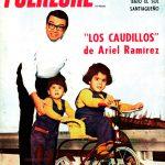 Tapa de Revista Folklore Nº 129*