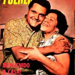 Tapa de Revista Folklore Nº 136