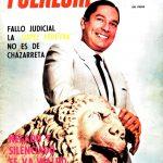 Tapa de Revista Folklore Nº 142