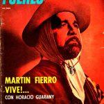 Tapa de Revista Folklore Nº 143