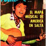 Tapa de Revista Folklore Nº 144