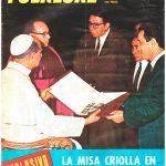 Tapa de Revista Folklore Nº 145