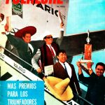 Tapa de Revista Folklore Nº 147
