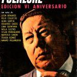 Tapa de Revista Folklore Nº 151