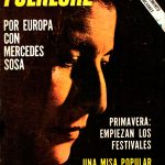 Tapa de Revista Folklore Nº 153
