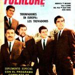 Tapa de Revista Folklore Nº 156