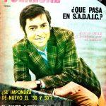 Tapa de Revista Folklore Nº 160