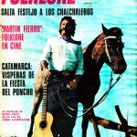 Tapa de Revista Folklore Nº 162