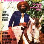 Tapa de Revista Folklore Nº 164