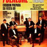 Tapa de Revista Folklore Nº 165