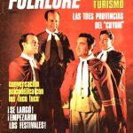 Tapa de Revista Folklore Nº 166