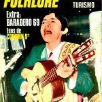 Tapa de Revista Folklore Nº 171