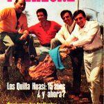 Tapa de Revista Folklore Nº 179