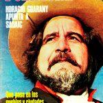 Tapa de Revista Folklore Nº 185