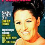 Tapa de Revista Folklore Nº 187
