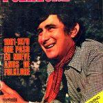 Tapa de Revista Folklore Nº 188