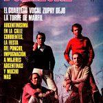 Tapa de Revista Folklore Nº 189