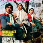 Tapa de Revista Folklore Nº 190