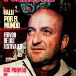 Tapa de Revista Folklore Nº 191
