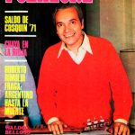 Tapa de Revista Folklore Nº 195