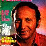 Tapa de Revista Folklore Nº 199