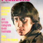 Tapa de Revista Folklore Nº 201