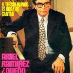 Tapa de Revista Folklore Nº 203
