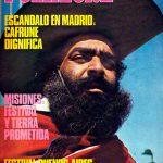Tapa de Revista Folklore Nº 204