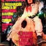 Tapa de Revista Folklore Nº 205