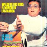 Tapa de Revista Folklore Nº 208