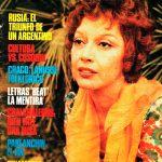 Tapa de Revista Folklore Nº 209