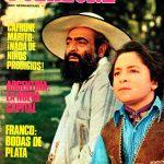 Tapa de Revista Folklore Nº 210