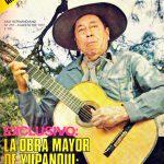 Tapa de Revista Folklore Nº 212